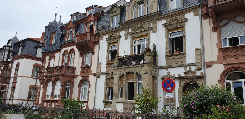 Neuenheim Houses