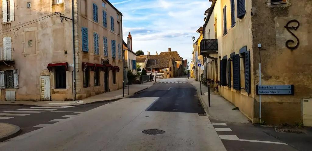 Town of Beaunne