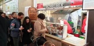 Kleinmarkthalle in Frankfurt