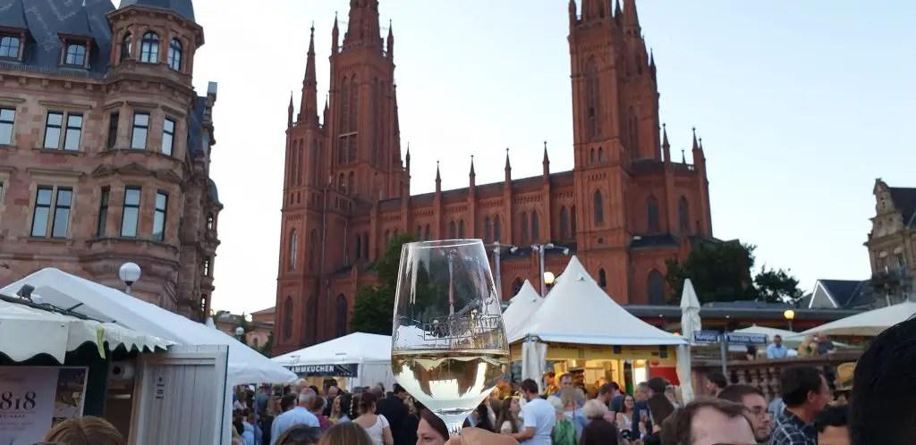 Weisbaden weinfest Wine festival Germany