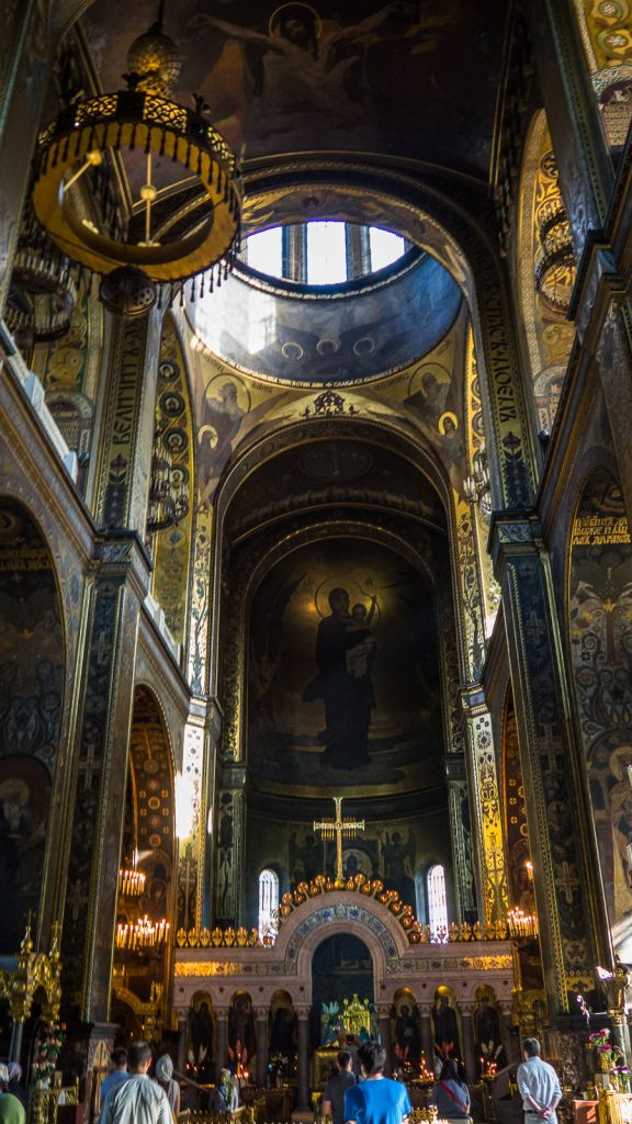St Volodymyr Cathedral kiev
