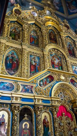 St Michael's monastery