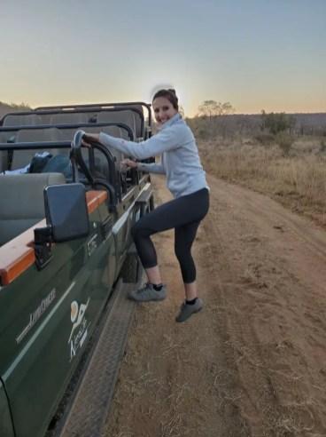 Nedile Lodge Safari
