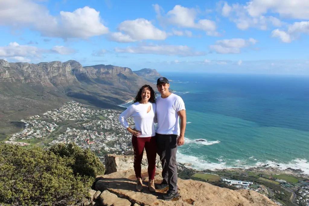 Lion's head Cape Town hike