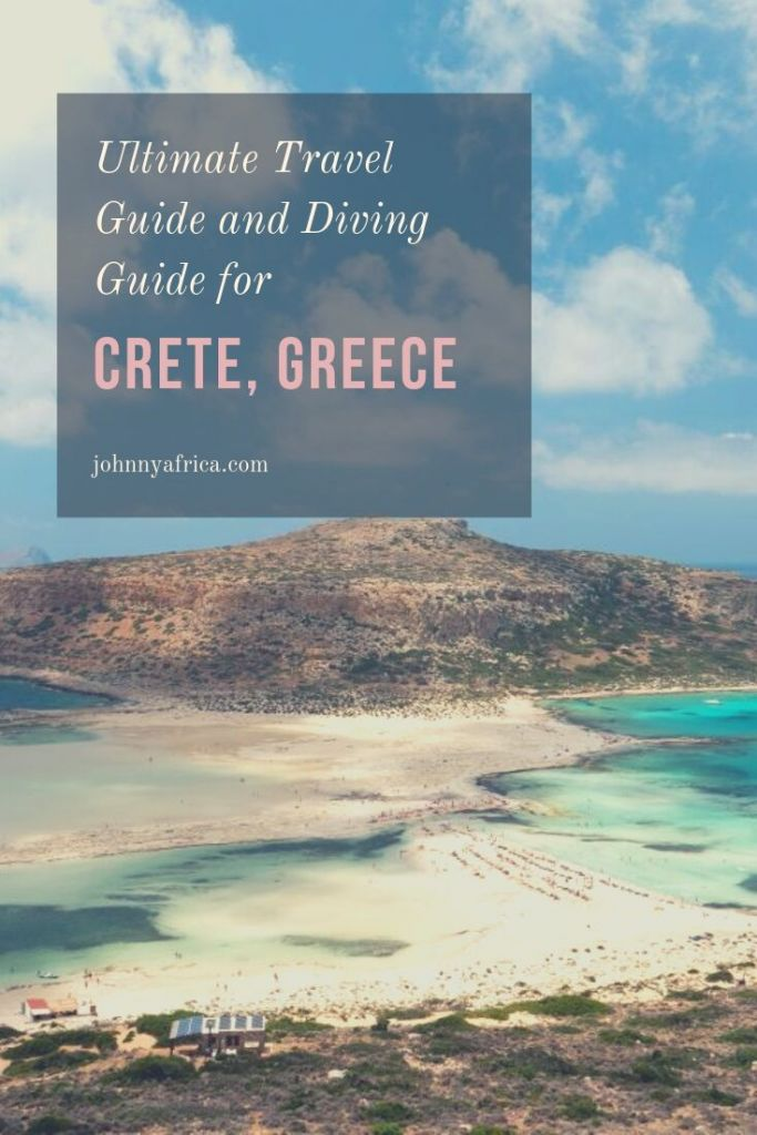 The Ultimate Travel And Diving Guide For Crete, Greece