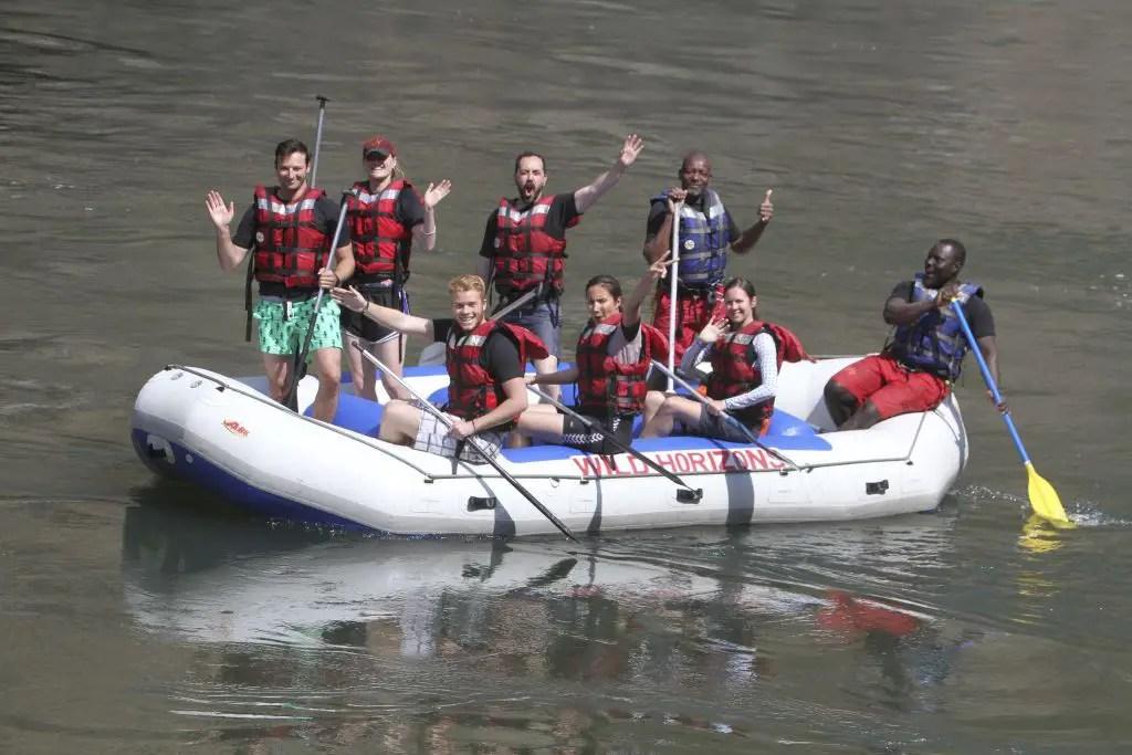 white water rafting zambezi victoria falls