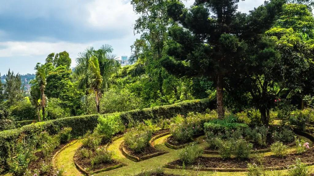 Memorial Gardens Kigali Rwanda Genocide Memorial