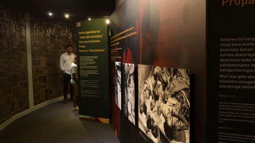 Genocide Memorial Kigali Rwanda