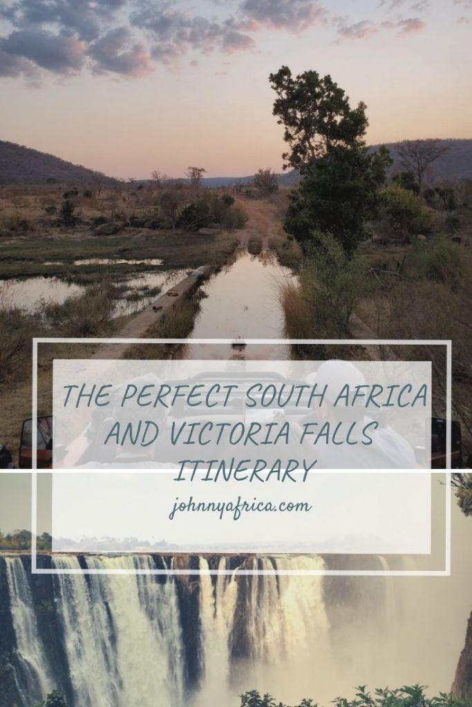 South Africa and Victoria Falls make for the perfect trip in Africa. From unforgettable game viewing experiences to the thunderous waterfalls in Zimbabwe/Zambia, this is the perfect way to spend your big Africa trip or a honeymoon. This article details how we spent our 3 week honeymoon traveling through South Africa and Zimbabwe!