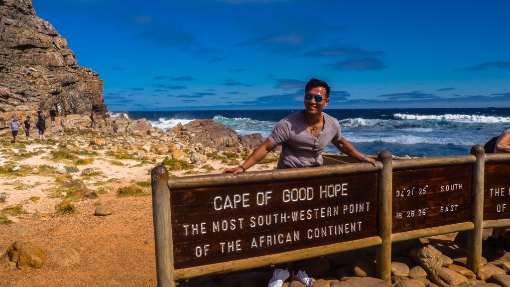 Hike to the Cape of Good Hope as well!