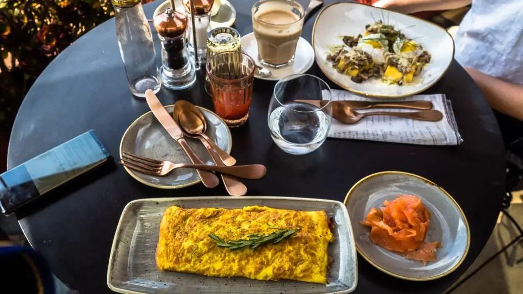 Delicious Breakfast at De Zeven