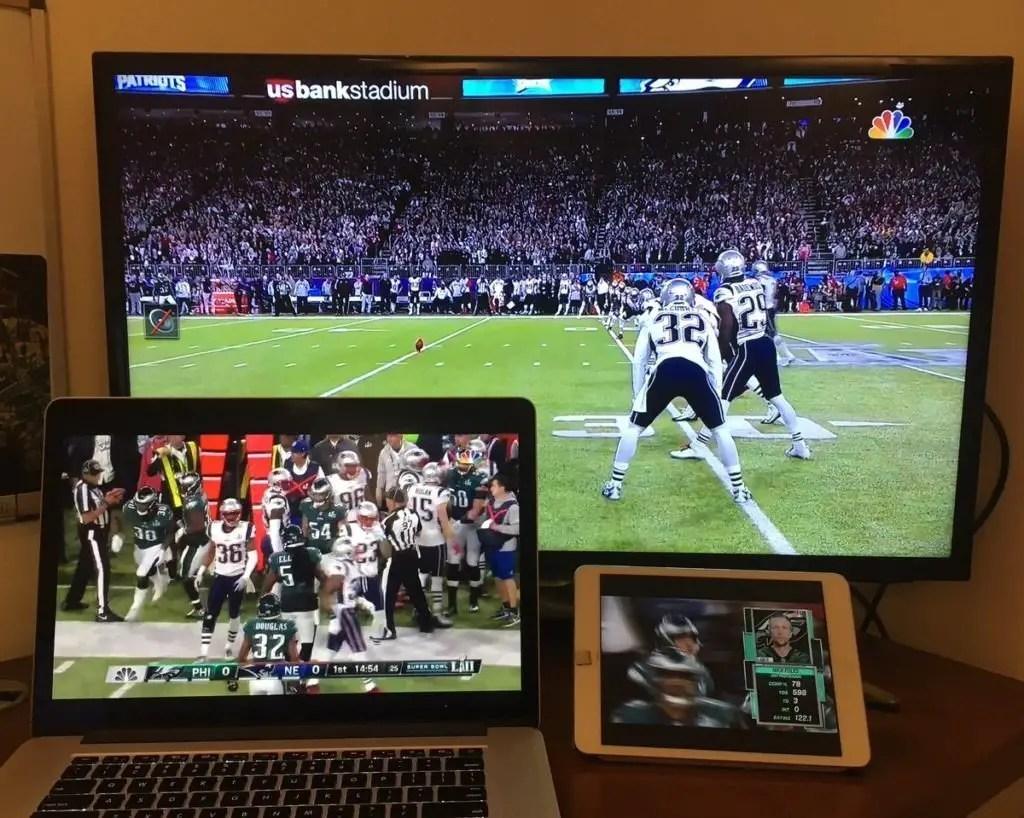 watching superbowl germany