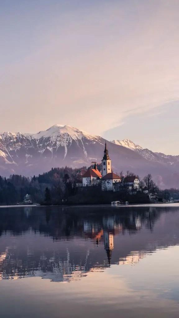 Lake Bled Slovenia best photo spots