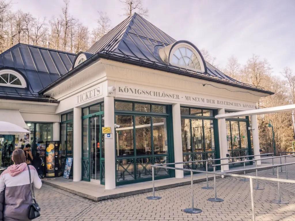 neuschwanstein information center