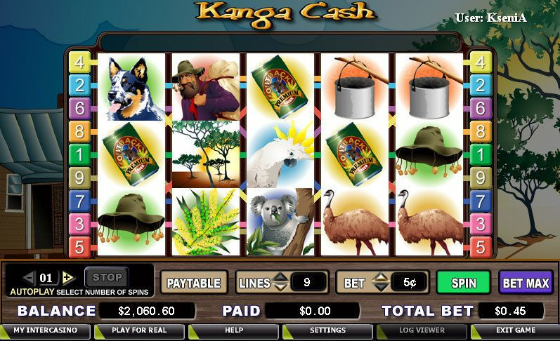Image result for Kanga CashSLOT