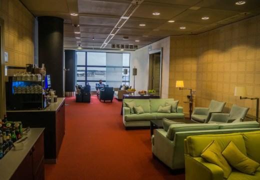 panorama lounge lufthansa frankfurt