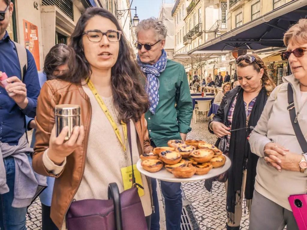 lisbon portugal walking tour