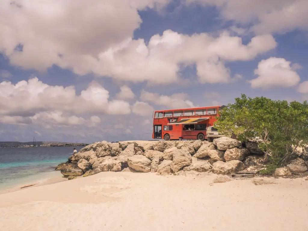 Stoked food truck Bonaire
