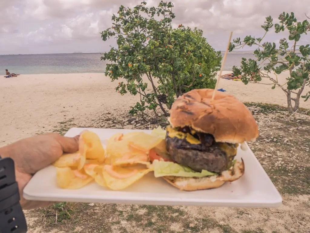 Delicious Burgers kite city