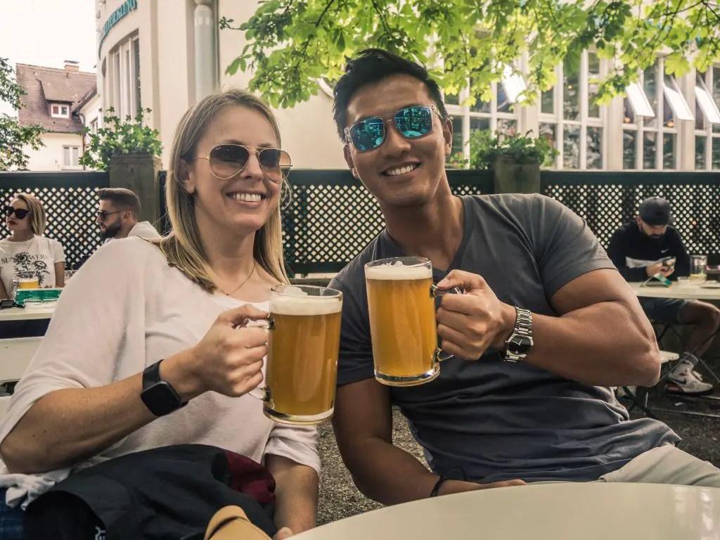 Feierling brewery Freiburg