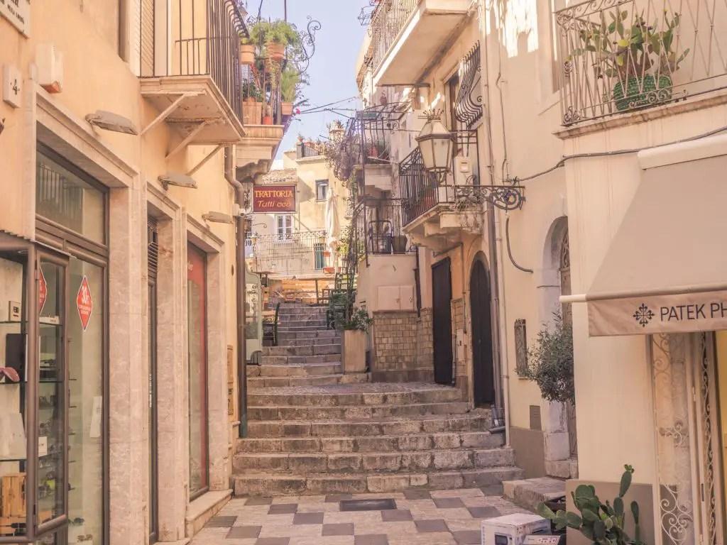 Taormina Old Town