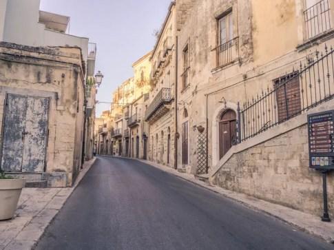 ragusa sicily old town