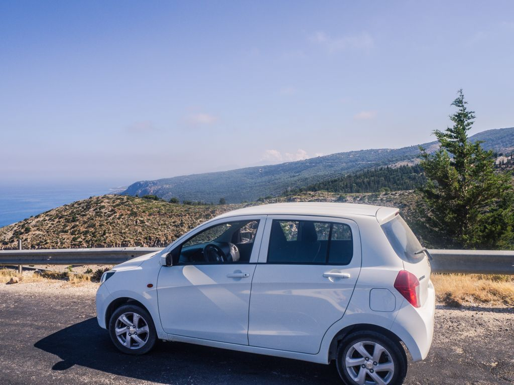 Kefalonia rent a car