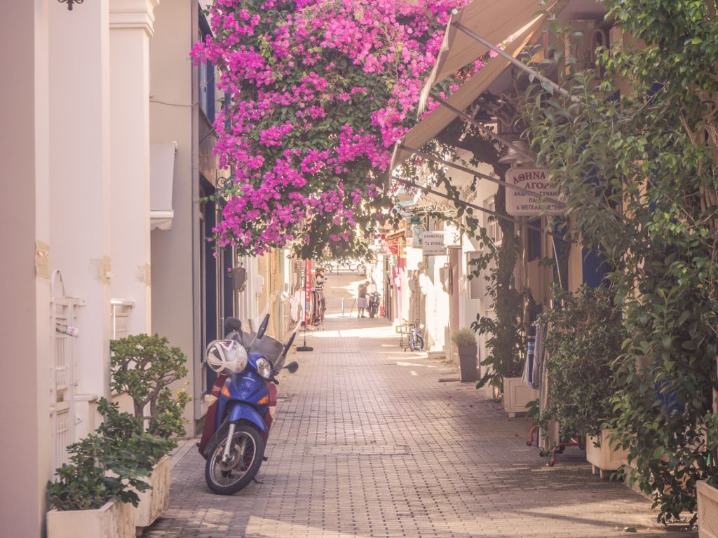 Beautiful towns in Kefalonia