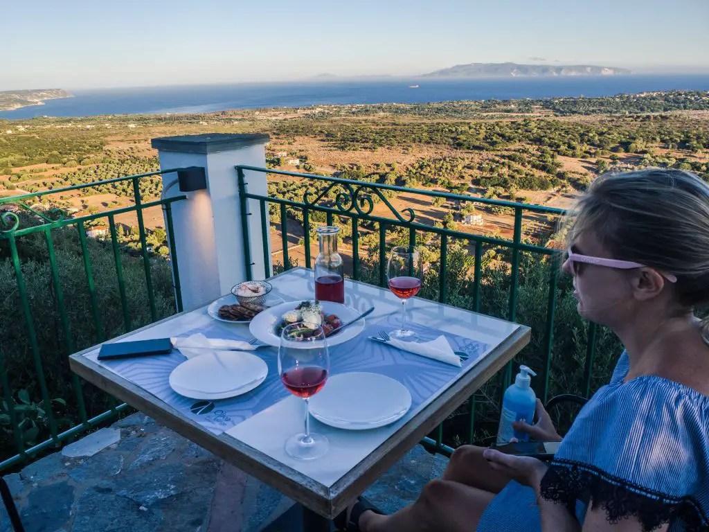 Olive Restaurant Kefalonia