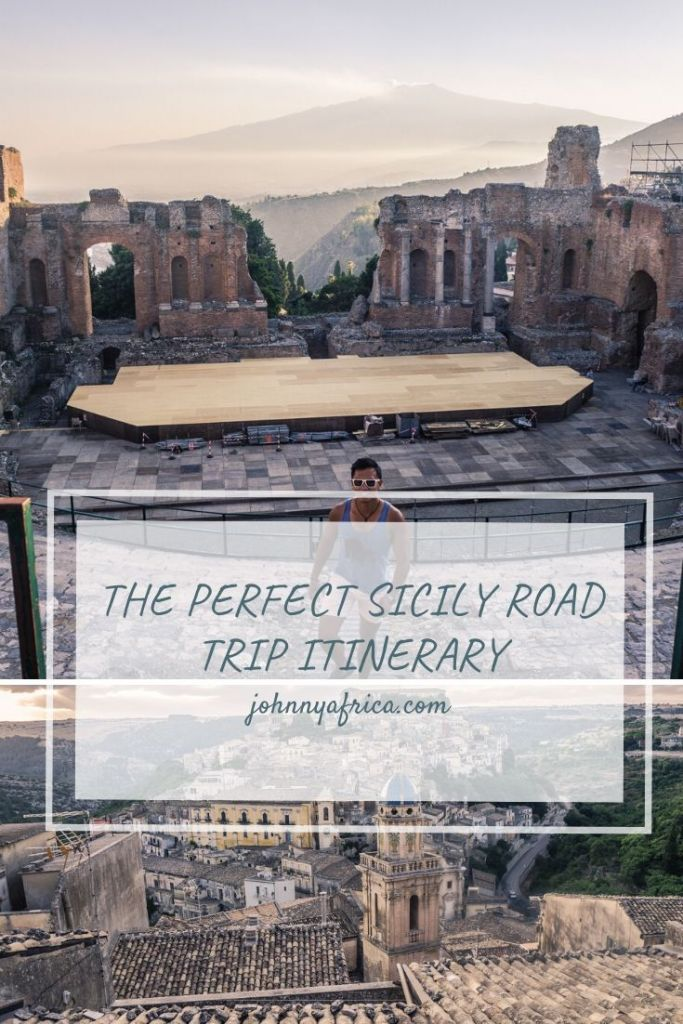 The Perfect Road Trip Travel Itinerary For Sicily, Italy