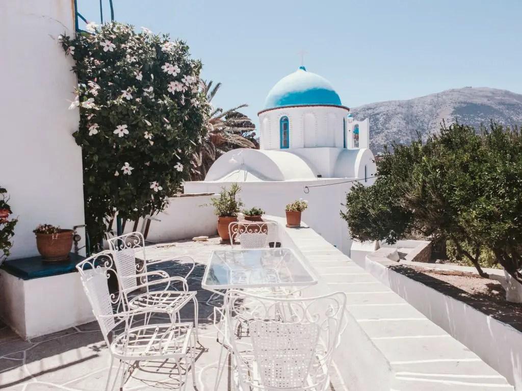 Artemonas Town Sifnos