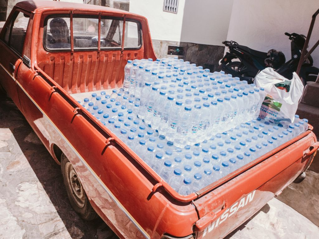 Drinking water in Greece