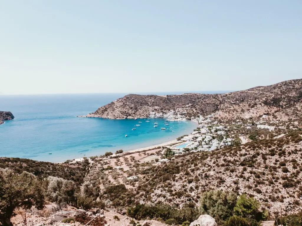 Sifnos landscape