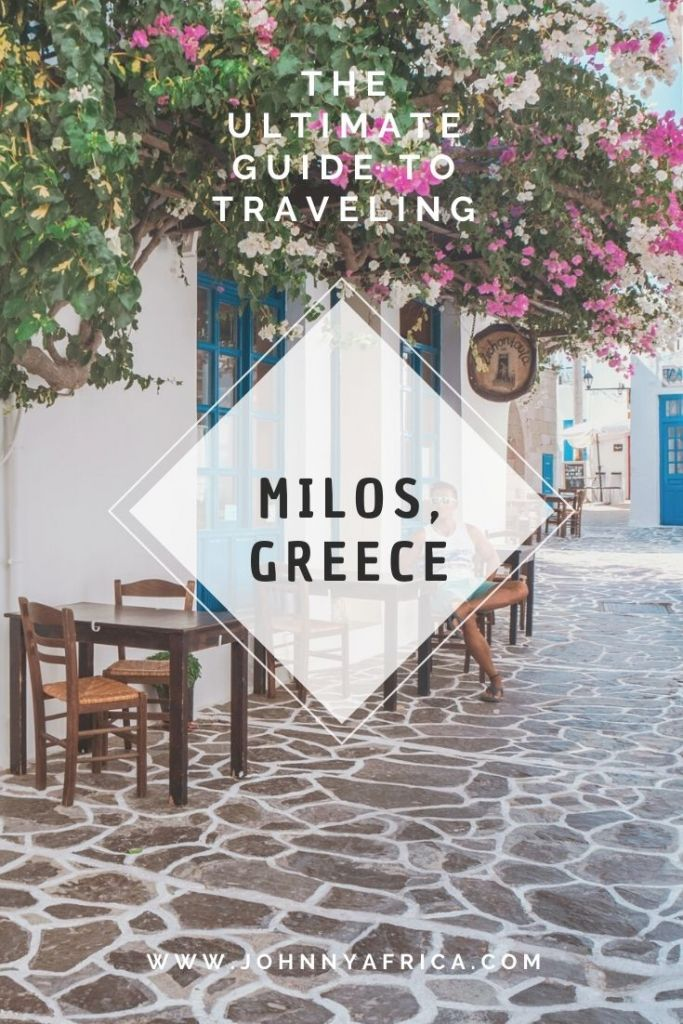 The Perfect Travel Guide For Milos Island, Greece