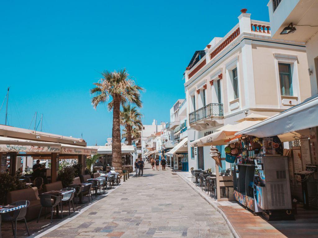 Naxos Dock