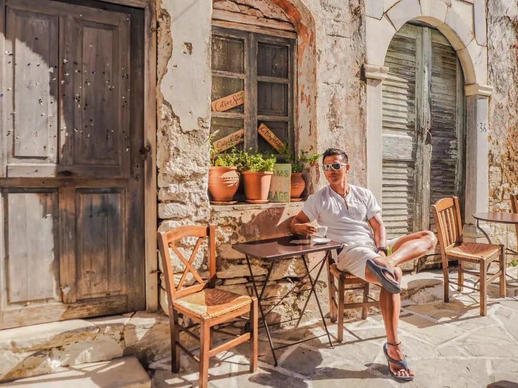 Chalki Village Naxos