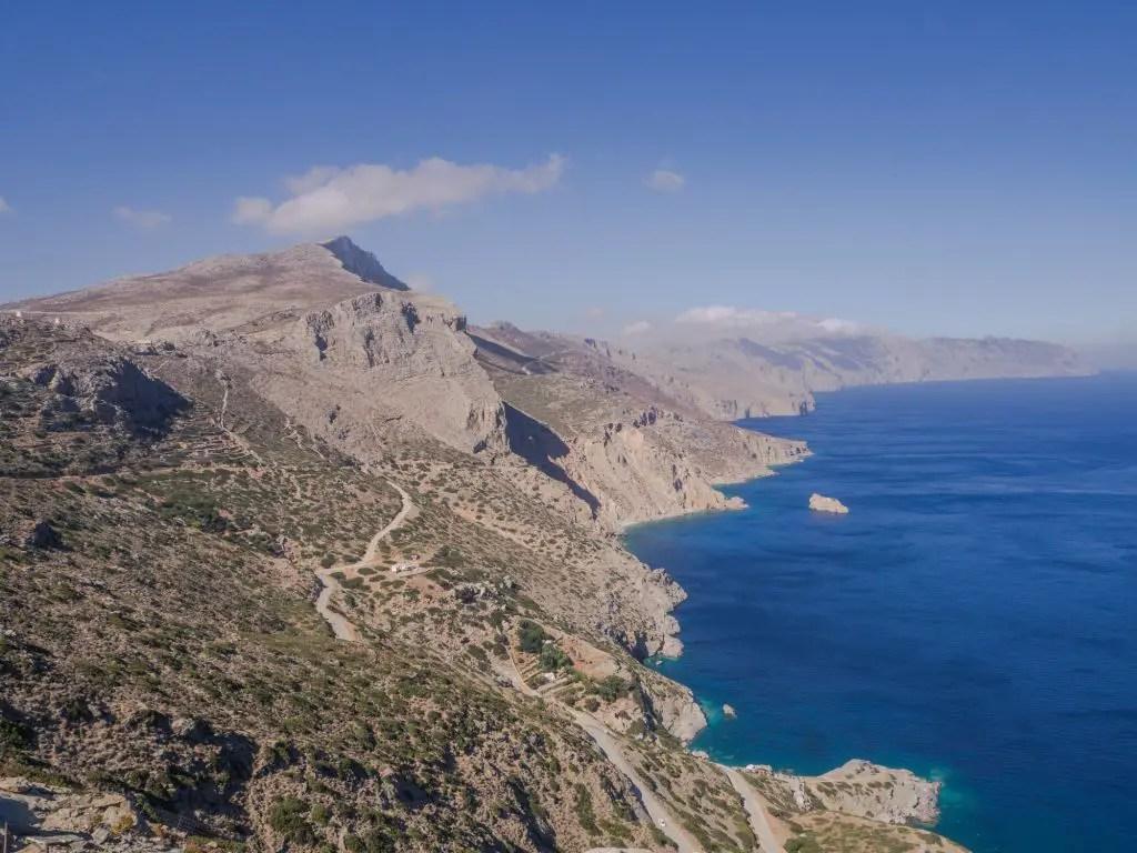 Amorgos landscape