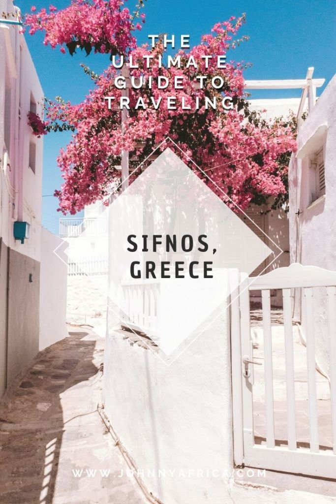 The Ultimate Travel Guide For Visiting Sifnos, Greece