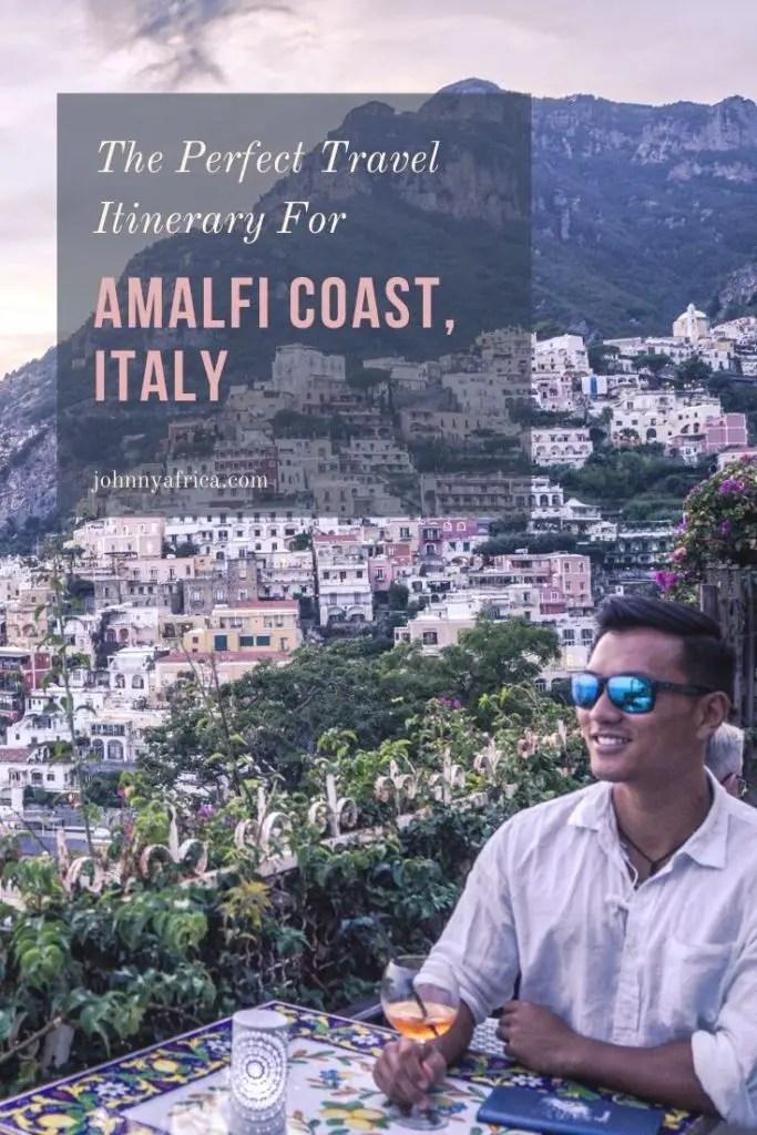The Perfect Naples, Capri And Amalfi Coast Itinerary