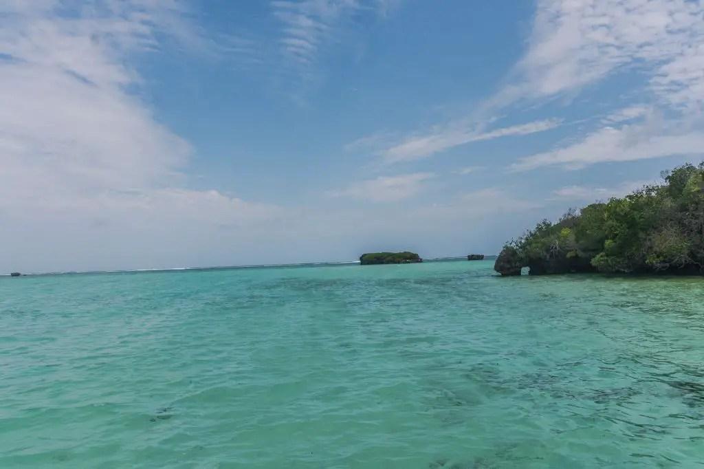 Juani island mafia island tanzania