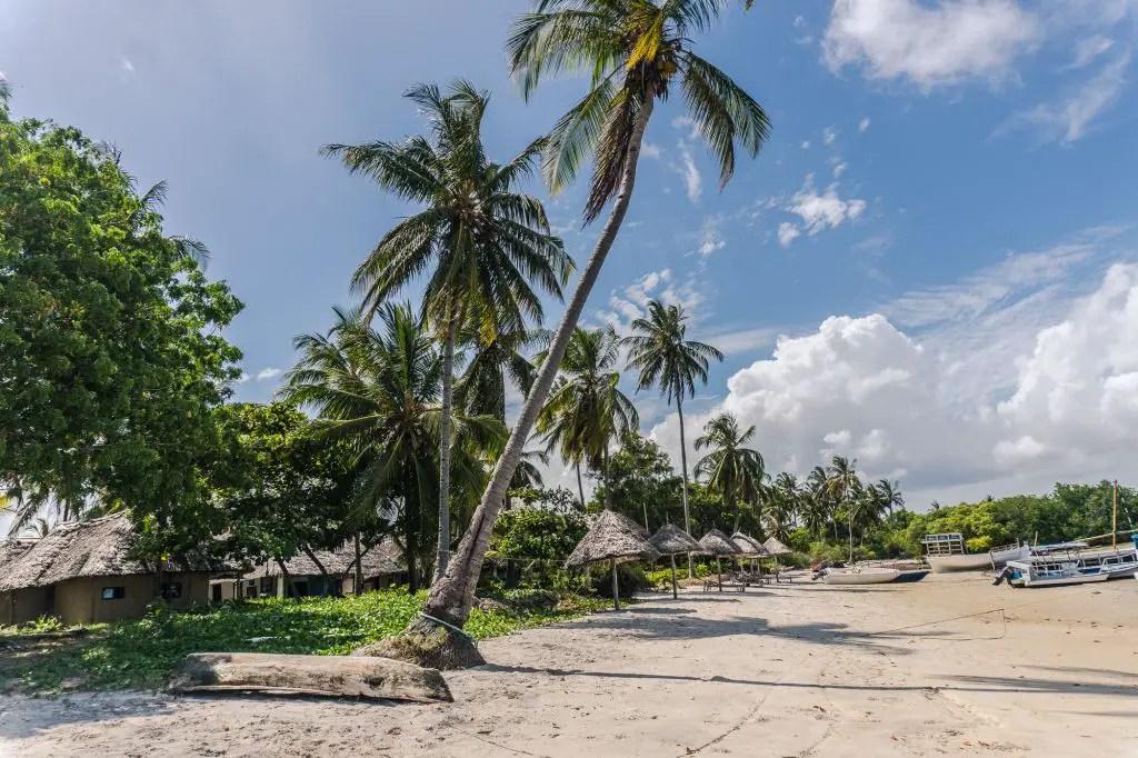Kilidoni Mafia island