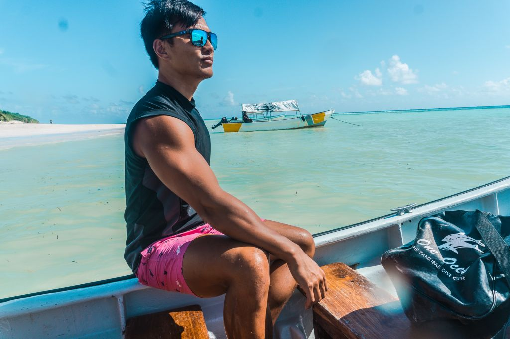 Mnemba Island Atoll
