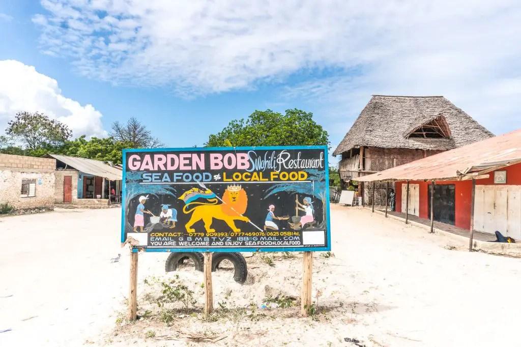 garden bob matemwe