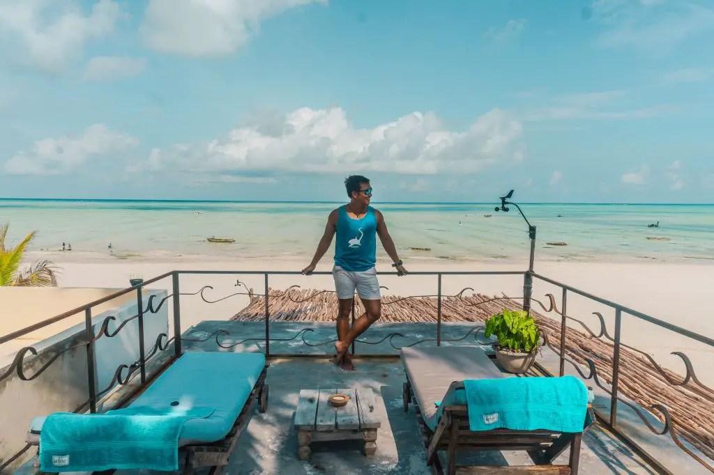 Mr. Kahawa Paje Zanzibar