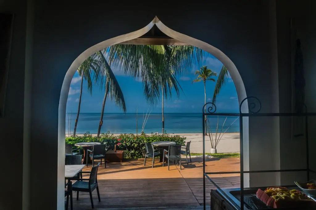 Residence hotel zanzibar restaurant