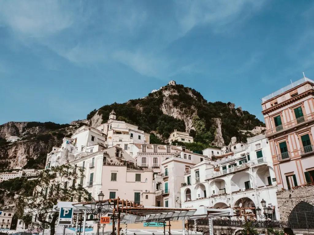 Amalfi Town Amalfi Coast
