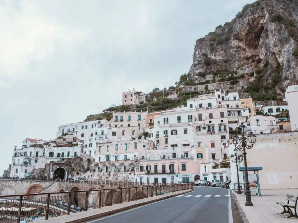 Amalfi Coast San Pietro