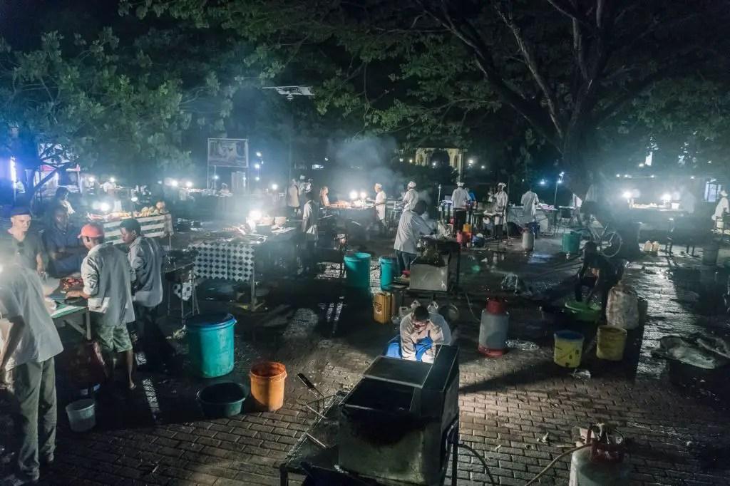 Faradhani Market Stone Town