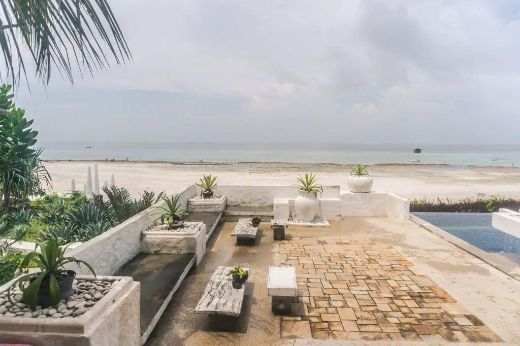 The Aiyana Pemba luxury hotel