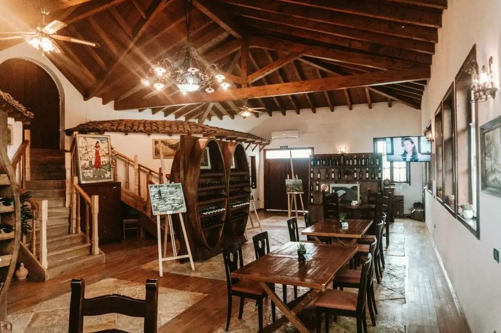 cobo winery in Albania